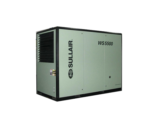 WS04-75 Series Fixed-Screw Air Compressors