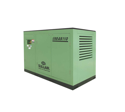 AS04-110 Series Fixed-Screw Air Compressors