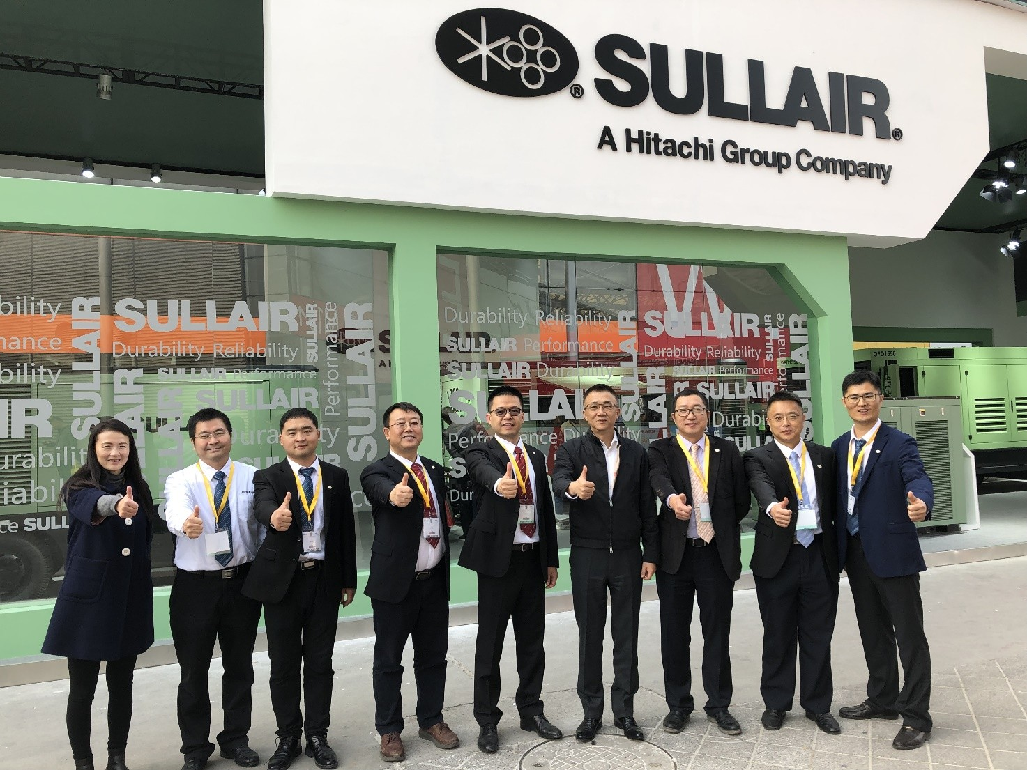 """Maintain quality and pursue intelligence"" - Sullair Asia President Sean Xie gives interview at bauma China"